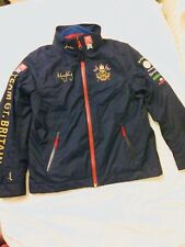 Joules Mary King Team GB Jacket Size 16 XL Womens Ladies Horse Riding Coat