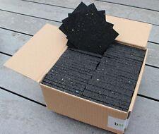 1A Gummi Granulat Platten Lüftung Bautenschutz Entkopplung Schallschutz