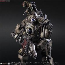 Titanfall Atlas Pilot Battle Mech 26cm Action Figur Figure NEU MIT BOX