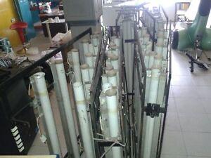 TUBOS LED 8MTS POR 4MTS DE ALTO