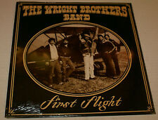 The Wright Brothers Band First Flight LP New Local NJ Private Press Rock Sealed!