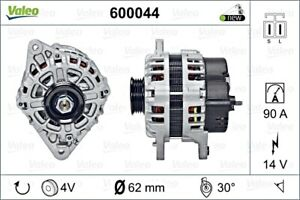 VALEO Alternator Fits HYUNDAI Elantra i30 Accent I II III KIA Rio II 1.1-2.0 94-