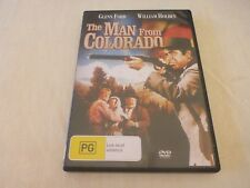 The Man From Colorado (DVD, 2007) Region 4