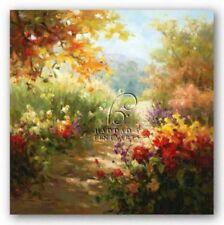 Colors of Summer Vera Oxley Art Print 27x27
