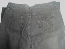 Bandolino MANDIE Black Regular Fit Jeans Boot Leg Stretch size 18W Pre owned