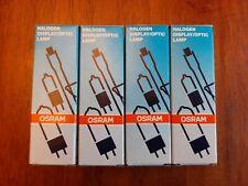 OSRAM 4 Pack GLA-575W / 115V Halogen Bulb G9.5 NAED 54516 (New & Unused)