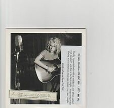 Shelby Lynne-Go with it Uk promo cd single