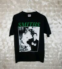Vintage THE SMITHS T Shirt Morrisey Talking Heads Joy Division Adult Sz. Small