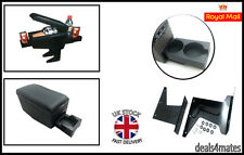 Black Armrest Arm Rest Console for VAUXHALL TIGRA ZAFIRA CORSA ASTRA VECTRA NEW