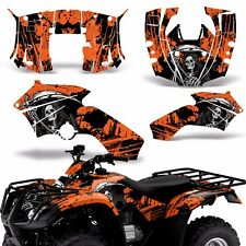 Graphic Kit Honda Recon ES Fourtrax ATV Quad Decals Sticker Wrap 05-14 REAP ORNG
