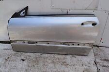 Mercedes CLK Door Shell Passenger / Left Side W209 2 Door Coupe 2004 Silver