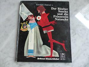 Der Räuber Sascha und die Prinzessin Natascha Kunterbunte Kinderwelt 6 Brönner