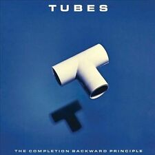 The Completion Backward Principle by The Tubes Remastered 4 bonus tracks - NEW