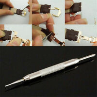 8CM Alloy Watch Band Spring Bars Strap Link Pins Remover Repair Kit Tool 2PC/Set