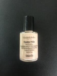 Elizabeth Arden Flawless Finish Bare Perfection Makeup Tester 1oz Cream 23 Shade