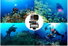 Underwater Waterproof Diving Night Video LED Light for GoPro Hero 1 2 3 3+ 4