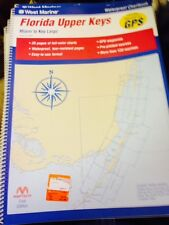 WATERPROOF CHART BOOK FLORIDA UPPER KEYS 1ST EDITION
