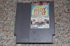 Danny Sullivan's Indy Heat (Nintendo Entertainment System NES) Cart Only FAIR