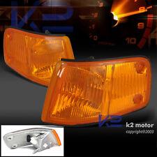 For 1988-1989 Honda CRX Depo Park Signal Corner Light Amber