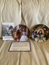 A Declaration Of Love, Gone With The Wind Collector Plate & Scarlett & Her Suito