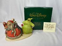 "Disney Harmony Kingdom Nightmare Before Christmas ""I Don't Play Fair"" LE of 500"