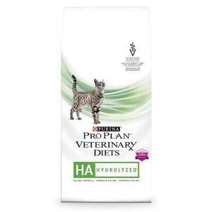 "Food PURINA Pro Plan Veterinary Diets "" Feline Ha Cats With Intolerancias"