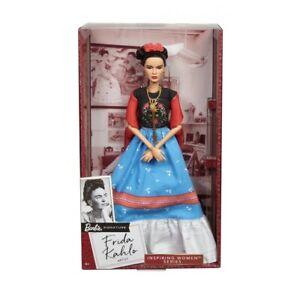 Barbie Signature Inspiring Women Series - Frida Kahlo *DAMAGED BOX*