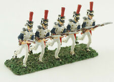 LOT OF FIVE FRENCH FUSILIERS GRENADIERS 1806-1814 LEAD SOLDIERS