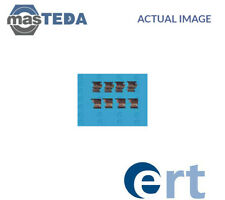 ERT FRONT BRAKE PADS FITTING KIT SHIMS 420008 L FOR CITROËN BERLINGO,JUMPER