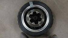 1984 Honda CB700 SC Nighthawk S H764' front wheel rim 16in and brak rotors discs