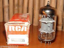 Vintage Telefunken <> RCA 6AQ8 ECC85 Stereo Tube V Strong & Balanced  4650/4550