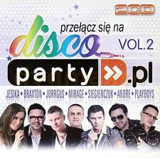 Przelacz Sie Na Disco Vol. 2 (CD 2 disc)  2013 NEW