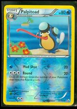 Pokemon PALPITOAD 41/113 Legendary Treasures Rev Holo MINT!