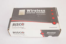 RISCO Rokonet - WIRELESS INTERNAL SOUNDER - Sirene Radio -  RWS40086800A - New