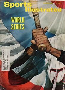 1965 Sports Illustrated October 4 - World Series; Bob Griese; Green Bay wins