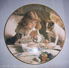 Pears 'Suspense' Royal Grafton Fine Bone China Collectors Plate