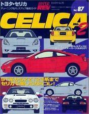 (Used) HYPER REV Tuning & Dress up Guide Car Magazine Toyota Celica No.2