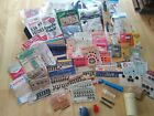 Large+Lot+Of+New+Antique%2FVintage+Sewing+Notions+-+Buttons%2C+Snaps%2C+Hooks%2C...
