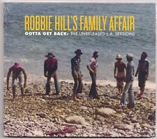 70's FUNK 5 TRACK CD EP ROBBIE HILL'S FAMILY AFFAIR / GOTTA GET BACK NEW SEALED