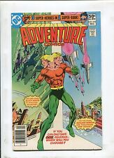 ADVENTURE COMICS #478 (7.0)