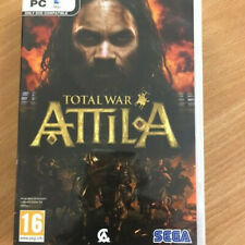 Total War Attila PC & Mac Media But Licence MAY NOT Activate on Steam