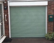 electric roller Garage Door Insulated Install Service Available Chartwell Green
