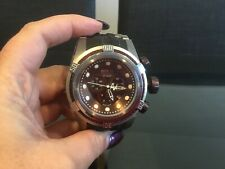 Invicta Bolt Zeus 0830, Swiss made Flame Fusion Crystal