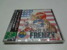 Football Frenzy SNK Neo Geo CD Japan NEW /C