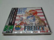 Football Frenzy SNK Neo Geo CD Japan /c