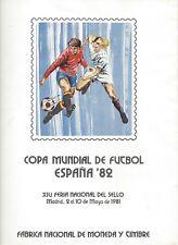 Spanien:  Sonderausgabe Fußball-Weltmeisterschaft in Spanien 1982