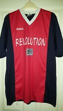 Mens Football Shirt - New England Revolution - MLS American USA - Xara Training