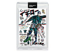 Topps PROJECT 2020 Card 252 - 2001 Ichiro by Gregory Siff