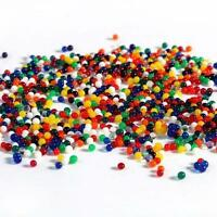 1000pcs Water Balls Crystal Pearls Jelly Gel Bead for Orbeez Toy Refill Color TR