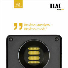 "ELAC-Sampler ""lossless speakers - lossless music"" audiophile Rarität"